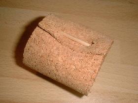 rond de serviette (liège)   pliage serviette